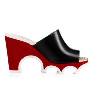 Christian Louboutin mulacramp shoes | Hermosaz