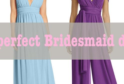 Your Perfect Bridesmaid Dresses | Hermosaz