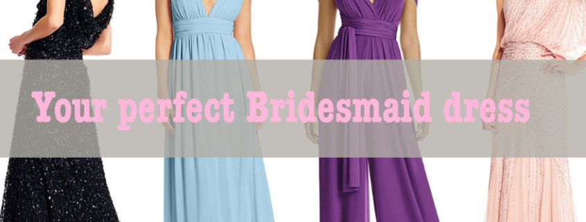 Your Perfect Bridesmaid Dresses | Hermosaz