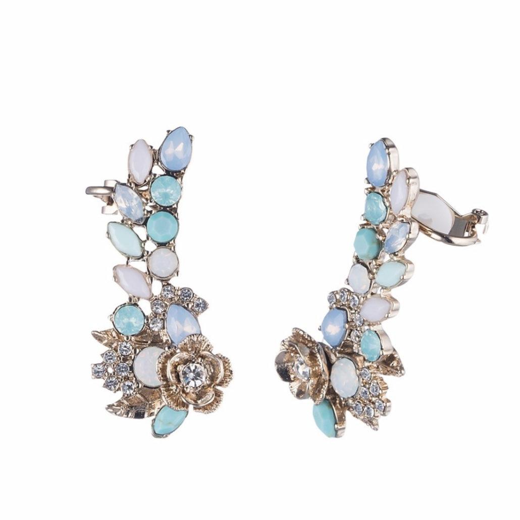 Crawler Earrings   Hermosaz