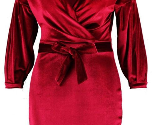 Turn Heads In A Red Dress | Hermosaz