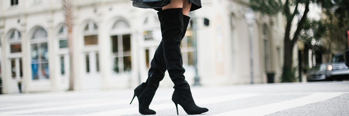 Nordstrom Sale! Find the Perfect Black Knee High Boot to Complete Your Winter Look | Hermosaz
